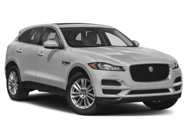 New 2020 Jaguar F-PACE Premium