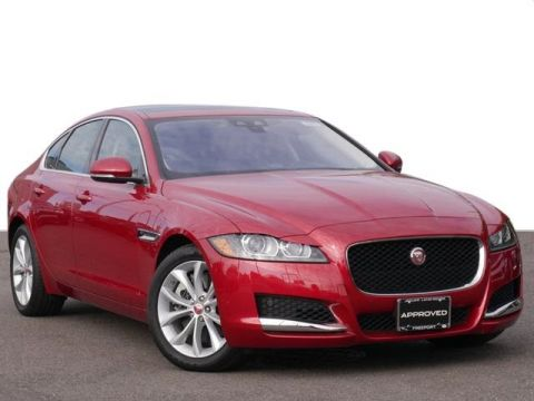 New 2017 Jaguar XF Prestige