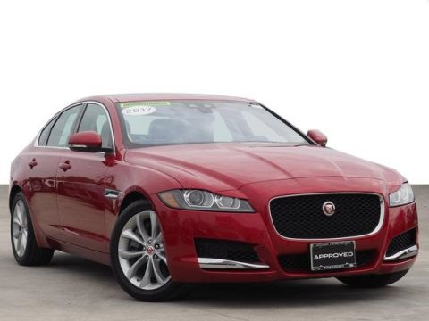 Certified Pre-Owned 2017 Jaguar XF Prestige