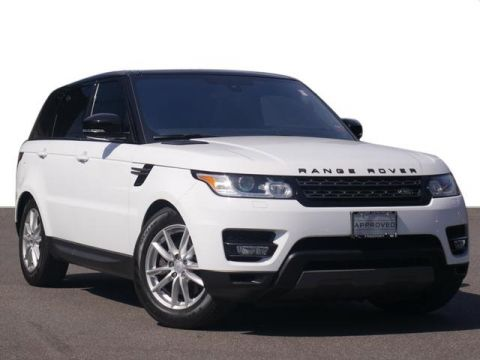 Certified Pre-Owned 2016 Land Rover Range Rover Sport 3.0 Supercharged SE